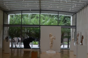 The Nasher Sculpture Center