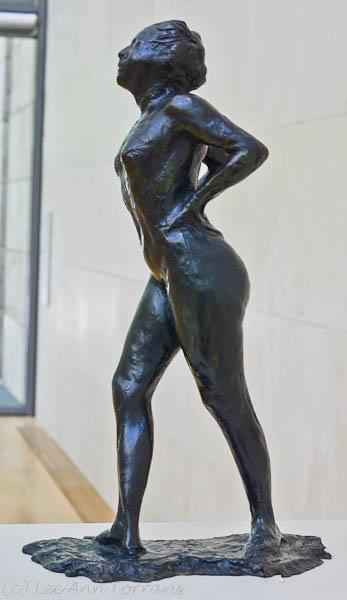 Edgar Degas Dancer at Rest Nasher-1