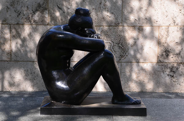 Sleep - Rodin - The Nasher