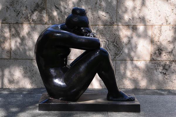 Sleep - Rodin - The Nasher