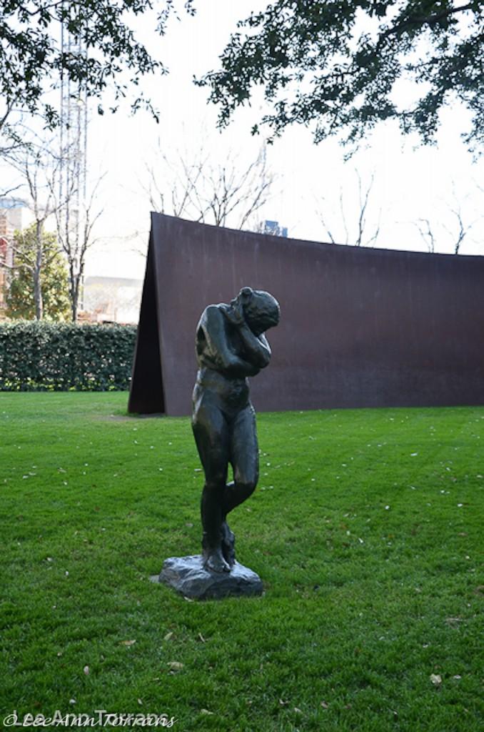 Eve Rodin The Nasher Sculpture Center Dallas