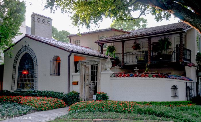 Small House in Dallas Texas