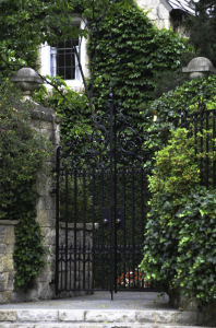 Dallas Landscaping Lee Ann Torrans Garden Gates and Doors