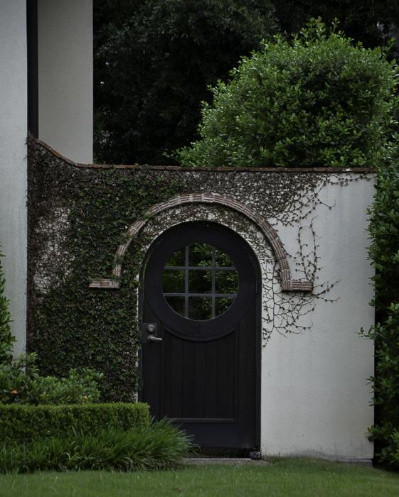 Dallas Landscaping Lee Ann Torrans Garden Gates and Doors