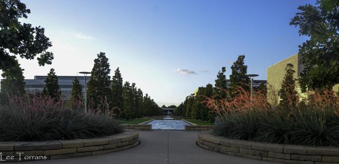 Reflecting Pools University of Texas at Dallas