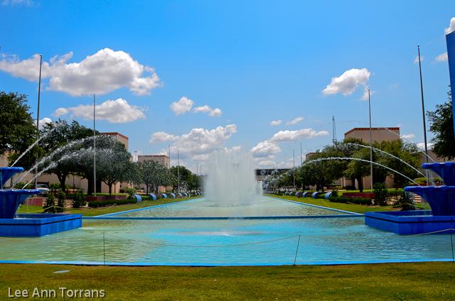 Fair Park Esplanade