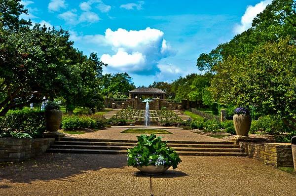 Fort Worth Rose Garden
