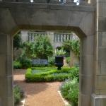 The Poetry Garden Dallas Arboretum
