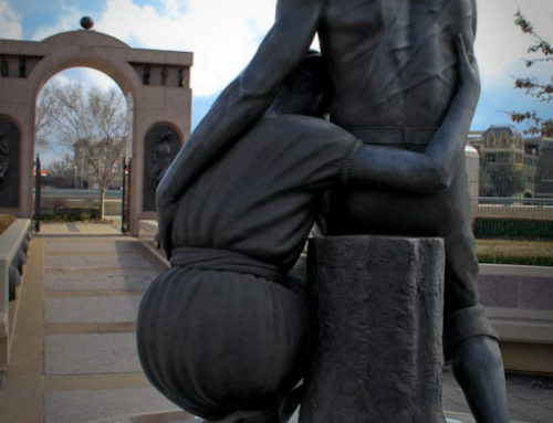 David Newton – Dallas Sculptor – Memorial Park Plano