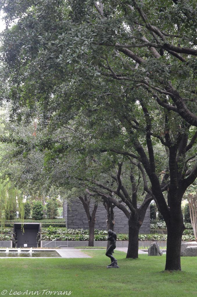 Nasher Sculpture Garden Rodin