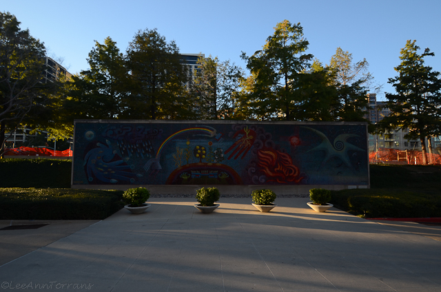 Dallas Musuem Art Entry Genesis Gift of Life