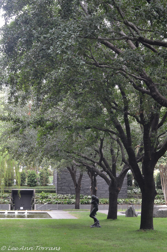 Nasher Sculpture Garden Rodin: Eve