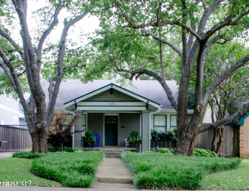 Vickery Place Oldest Dallas Neighborhood